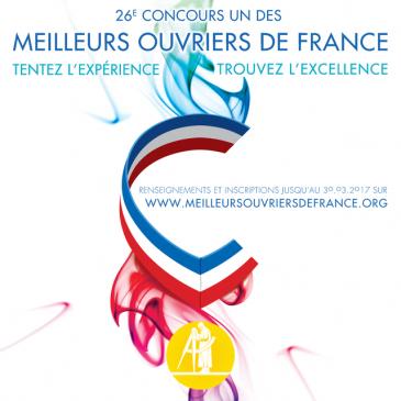 Concours MOF: Tentez l'expérience, visez l'excellence !