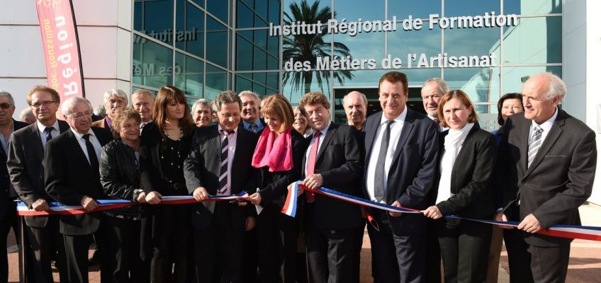 Inauguration de l'IRFMA
