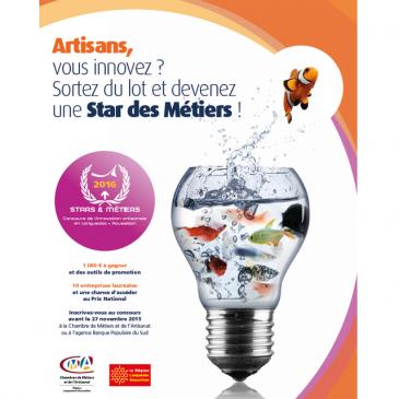 Concours de l'innovation artisanale 2016