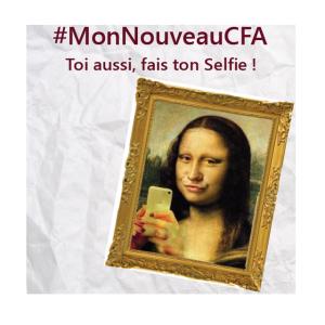Concours selfie nouveau CFA