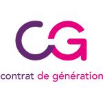 Logo contrat génération