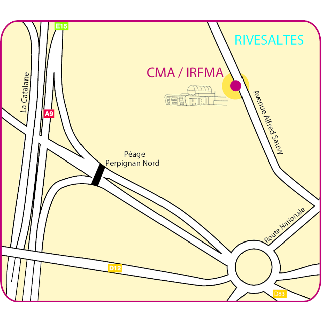 Plan CMA66 IRFMA