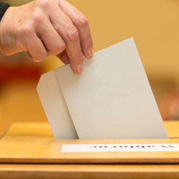 Avis de consultation liste électeurs