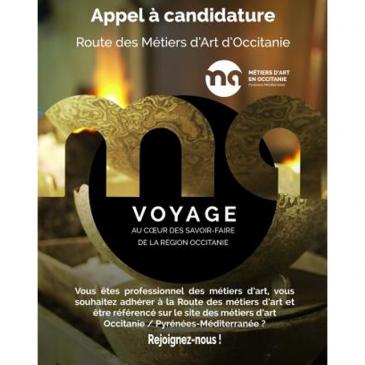 Route des métiers d'art d'Occitanie