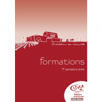 Couverture Catalogue formations cma66 2019