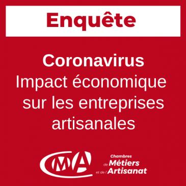 Quel est l'impact économique du coronavirus sur votre entreprise ?