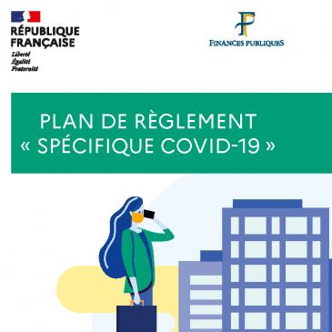 Mesures de soutien aux TPE-PME PLAN DE RÈGLEMENT « SPÉCIFIQUE COVID-19 »