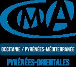 LOgo CMAR Pyrénées-Orientales