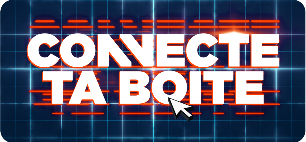 Logo connecte ta boite
