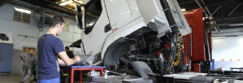 Maintenance des véhicules de transport routier