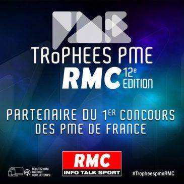 Participez à la 12e édition des trophées PME RMC !