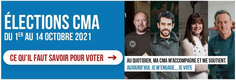 élections CMA 2021