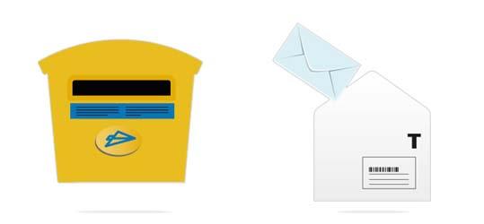 Votez aux élections CMA par courrier